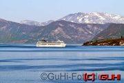 Kreuzfahrtschiff, Norwegen
