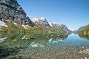Norwegen, Jolster, Sognefjord