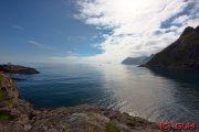 Meerblick - Norwegen - Lofoten