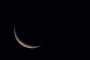 1DX26118 abnehmender Mond
