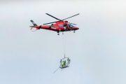 1DX26793 Hubschrauber Balestrand