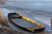 Boot im Eis - Neuholland