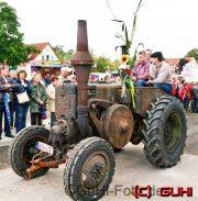 Lanz Bulldoc, Traktor, Neuholland