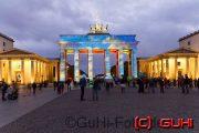Brandenburger Tor, Festival of Lights, Berlin