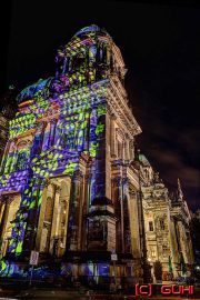 Berliner Dom, Festival of Lights, Berlin