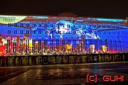 Tempelhof, Festival of Lights, Berlin