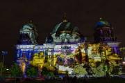 Berliner Dom, Festival of Lights, Berlin