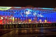 Tempelhof, Festival of Lights, Berlin