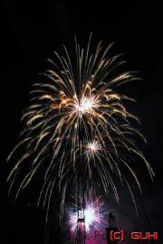 Feuerwerk, Pyrogames Berlin