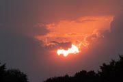 1DX24285 - Sonnenuntergang Berlin
