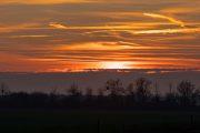 Sonnenuntergang in Falkenthal