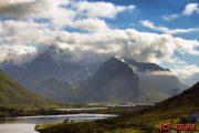 Berg - Norwegen - Napp