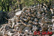 Steinmauer, Kroatien