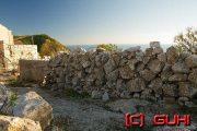 Steine und Himmel, Kroatien