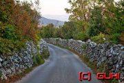 Steinige Strasse, Kroatien