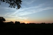 Sonnenuntergang Neuholland