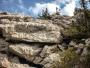 Weisse Steine, Velebit, Kroatien