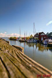 Ostsee / Ahrenshoop / Hafen
