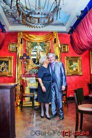 Heinz und Anne, Amber Suite, Berlin