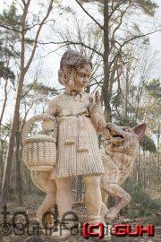 Skulptur, Märchenbrunnen, Friedrichshain