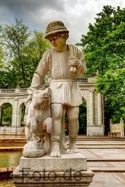 Skulptur, Märchenbrunnen, Friedrichshein