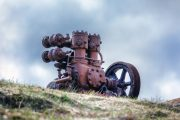alter Motor