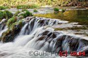 Wasserfall, Kroatien