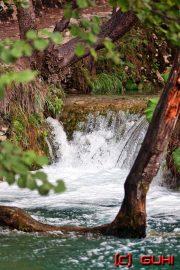 Wasserfall, Plitwitz, Kroatien