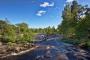 Wasserfall Dalälven Schweden